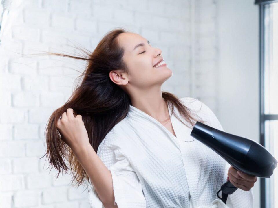 Tips para secar el cabello de manera profesional